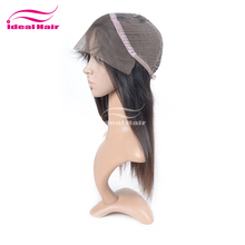Best quality 100% natural real unprocessed realistic hairline lace wig, wholesale wig making supplies