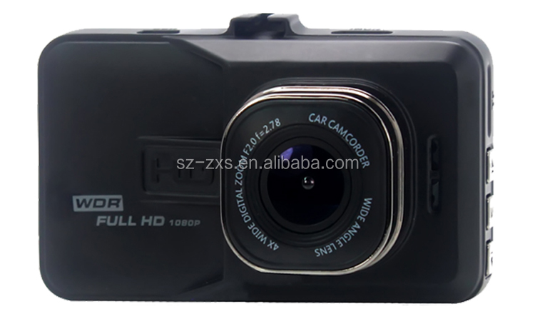 1080P Car Black Box Hot Car DVR Mini HD Car Camera ZXS-F5