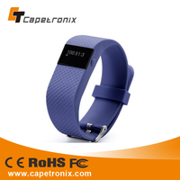 promotion!!!Directly factory price activity tracker TW64s heartrate Bluetooth 4.0 fitness fit bit bracelet