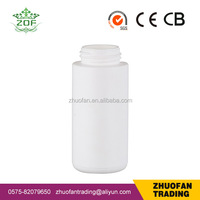 110ml HDPE wide mouth plastic bottle