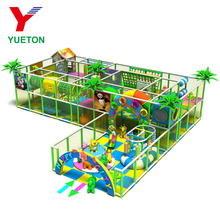 China Supplier Professional Indoor Play sets Playground Family Fun Play Structures Center for Kids