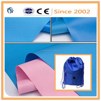 840D Oxford Cloth Side Coated PVC Waterproof Fabric used for Luggage