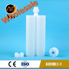 600ml 1:1 epoxy AB glue cartridge