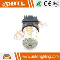 Factory price 5W super bright led car lamp, 12V super bright led bulb lighting,T20,S25,FOG White super bright auto led