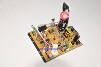 Digital color sanyo spare tv parts for mainboard