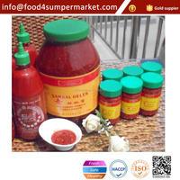 8.75Lbs Bulk Pack Sriracha Chili Garlic Sauce