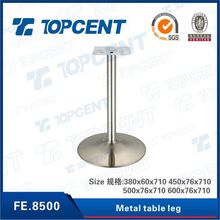 Raw material discount round table legs