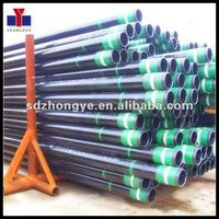 oil and gas steel pipe line