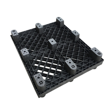 Nestable Container Plastic Pallet One Way Shipping Plastic Pallet