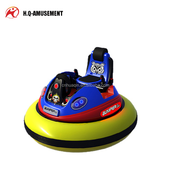LED light hot sale kids inflatable bumper cars for playground