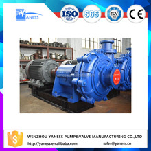 China AH centrifugal mission mud pump with electric motor