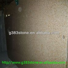 sandy gold hot granite