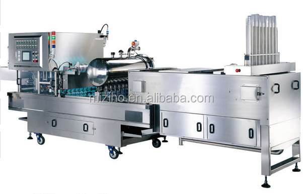 Factory sales MZH-F Cup Forming Filling and Sealing Machine