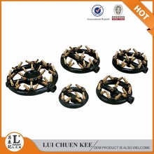 20 tip gas cast iron stove jet burner for cooking