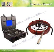 WITSON Borehole Pipe Inspection Camera with Video Recorder