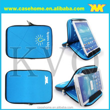 Fashion neoprene laptop bag case sleeve, hot selling neoprene tabelt cases with zipper neoprene sleeve for tablet pc