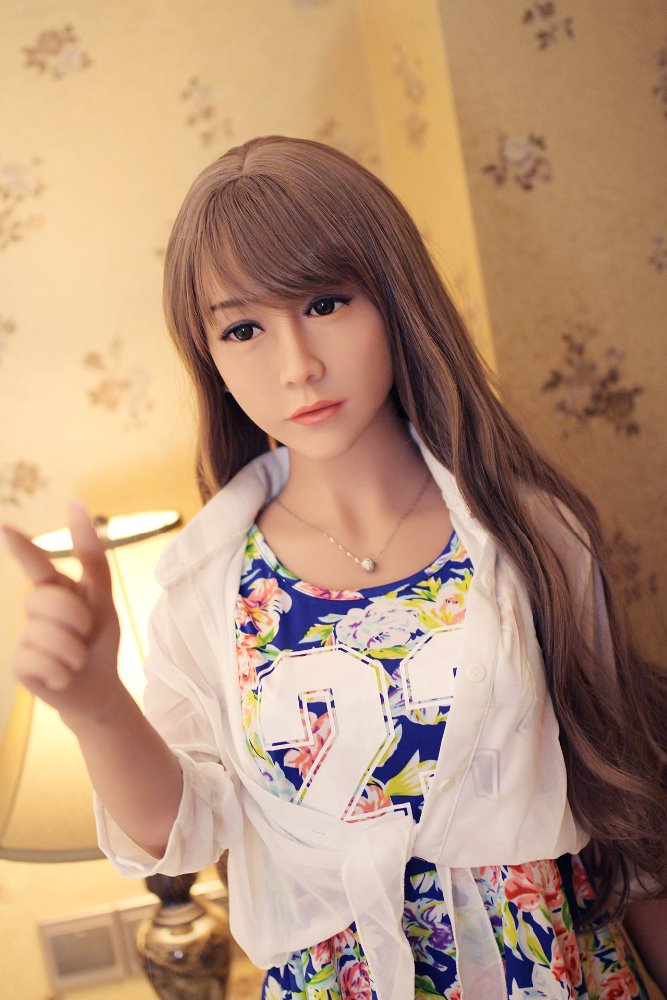 Siluomei echtes gefühl sex dolls Promotion 158 cm Echten
