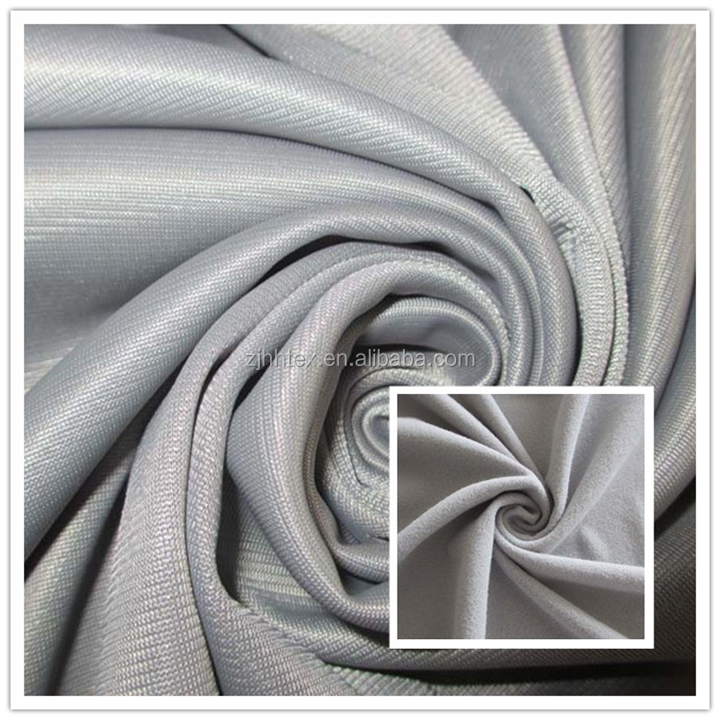 Good quality soft 220gsm super poly top quality dry fit fabric from alibaba manufacturer
