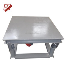 Carbon Steel Vibration Table for Concrete Moulds