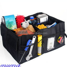 Collapsible Car Trunk Organizer Truck Cargo Portable Tool Folding Storage Bag Case Space Saving Auto Car Boot Organiser