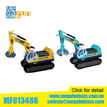 Ride on Toy Truck 80c Rotate Control Up and Down CraneKids Kids Ride On Toy Excavator