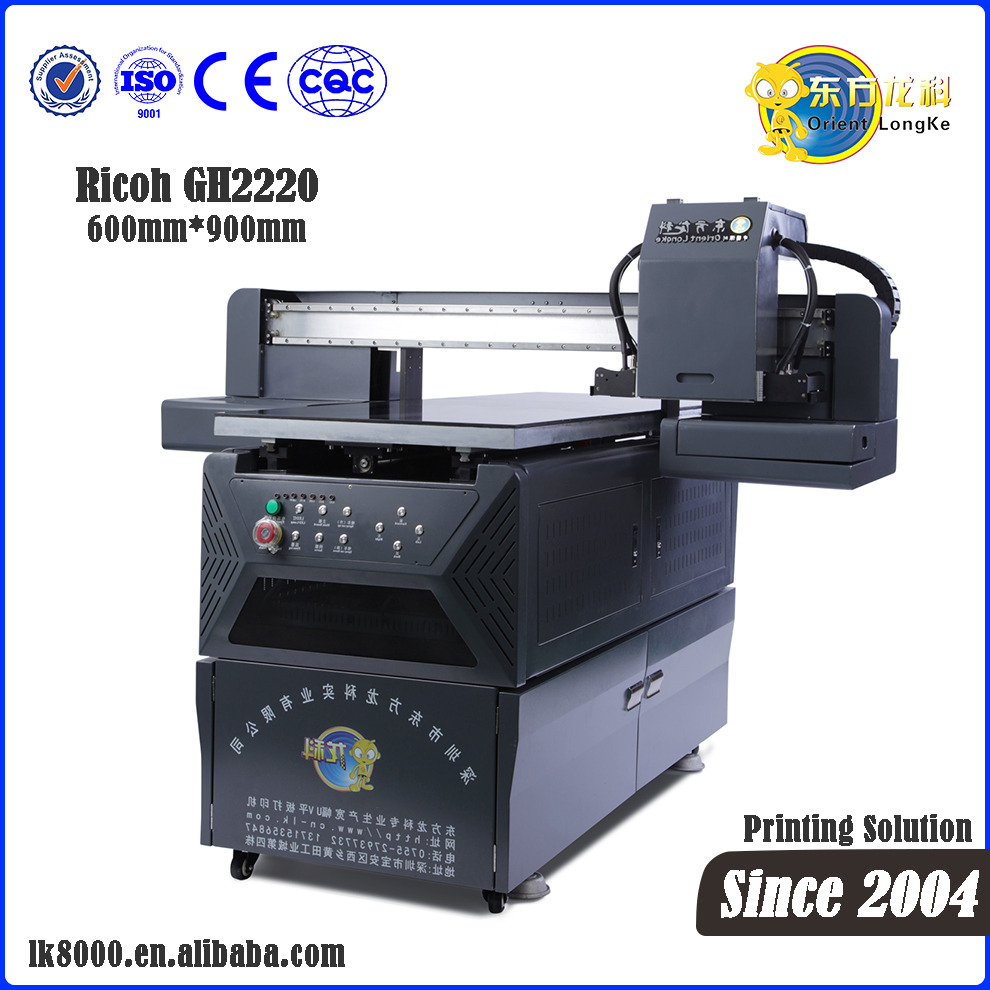 New technologies UV digital printer,wedding card printing machine price