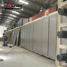 gypsum partition wall hollow block machine
