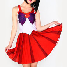 Women Summer Digital Printing Sleeveless Vest <strong>Dresses</strong> A Word Vest Skirt Fashion <strong>Dress</strong>