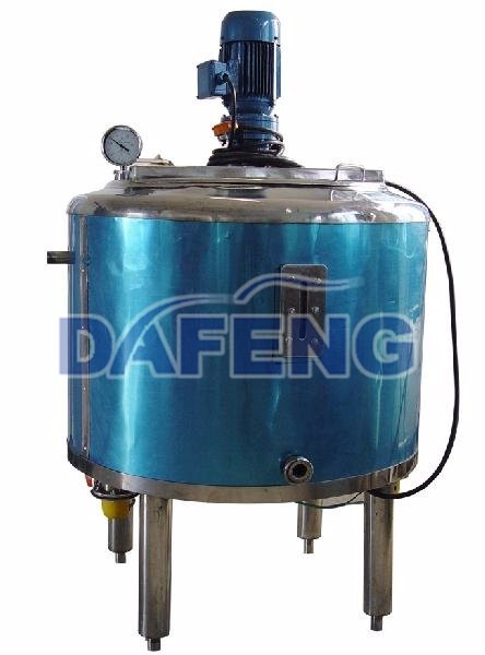 500L Electric heating mixing tank