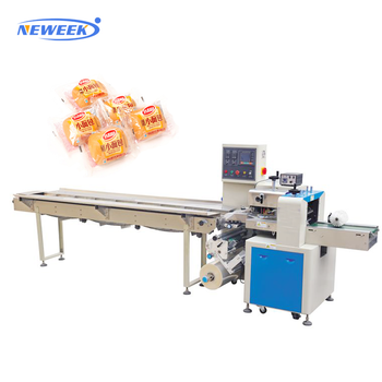 NEWEEK automatic pillow typecandy instant noodles crackers packaging machine