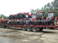 China Famous Brand YTO-1604 160hp 4wd YTO Tractor used rototillers for sale
