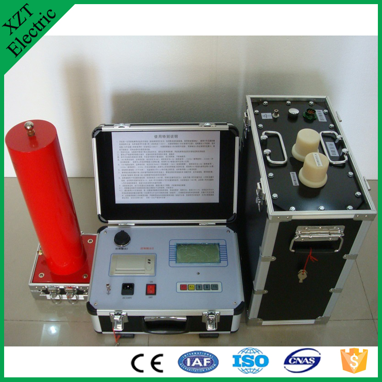 40 KV 0.1HZ VLF Hipot test equipment AC hipot tester