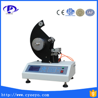pneumatic clamping fabric tearing tester