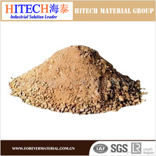 competitive quality zibo hitech high temperature castable refractory cement for hot blast stove