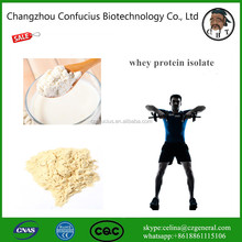 Pharmaceutical grade bulk isolate whey protein powder for muscle enhancement