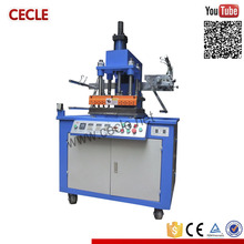 Automatic hot stamping machinery