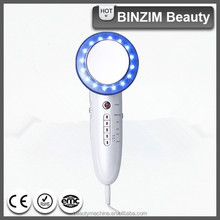 6 in 1 EMS Photon Galvanic Body Slimming Device EMS beauty machine Whitening Skin care beauty messager
