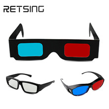 3d red blue movies 3d glasses lens material movie