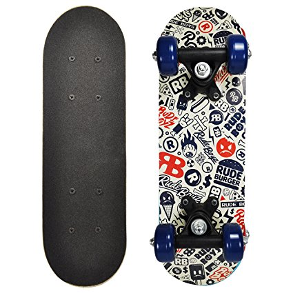 Customized Skateboard for Boys High Quality Wood Skate Board