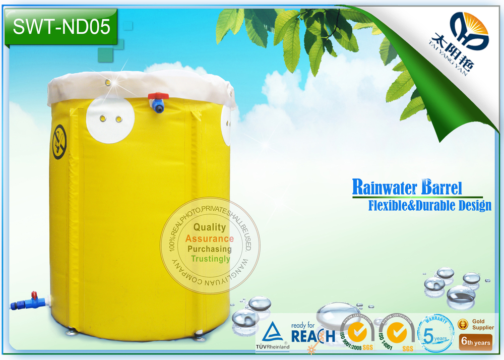 Best sale environmentally friendly PVC fish pond