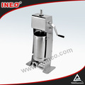 10L Vertical Style Stainless Steel Manual Sausage Filling Machine