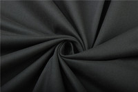 120X60 Cheap Unique Color Custom Polyester 100% Polyester Interlock Woven Fabric