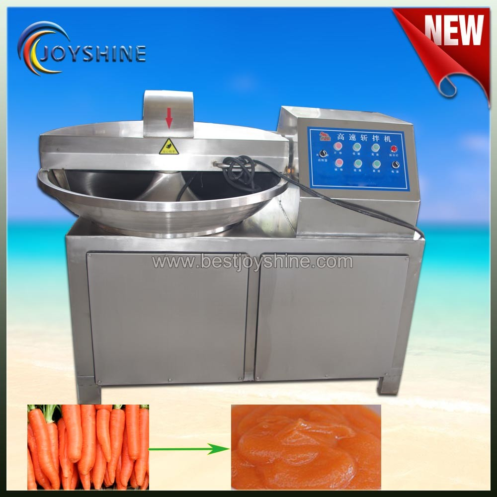 Multifunction Meat chopper bowl cutter vegetable cutting machine