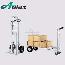 New product transport trolley hand cart with large wheel by Aulax