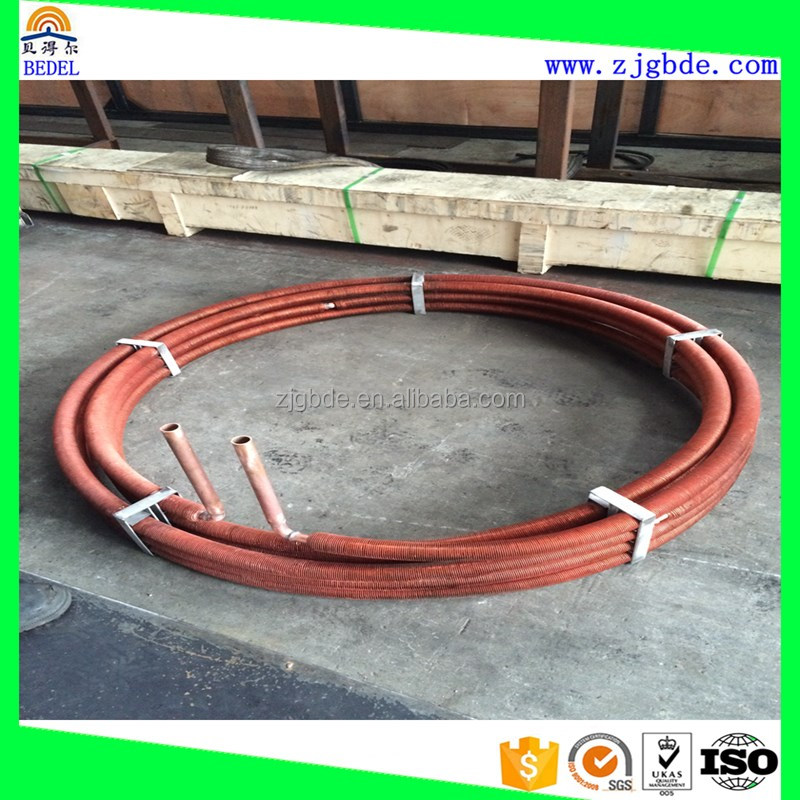 Air Cooled Heat Exchanger Coil Heat Exchanger Parts