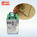 Portable brown gas generator welding jewelry machine for sale