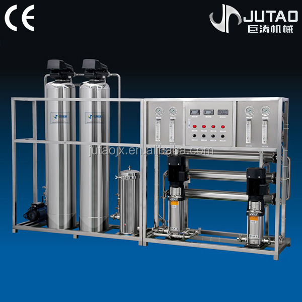 Pharmaceutical filtration equipment reverse osmosis water filter system