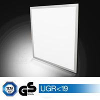 40w 55w 100lm/w&120lm/w led light panel price with GS TUV certification for European market