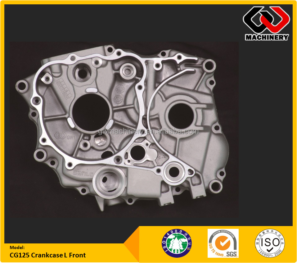 15 years Manufacturer Aluminum Die Cast Motorcycle Parts - Maching Motorcycle accessory aluminum die casting products