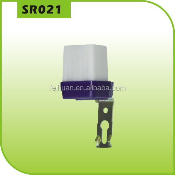 manufacture direct sales low power consum outdoor daylight photocell sensor